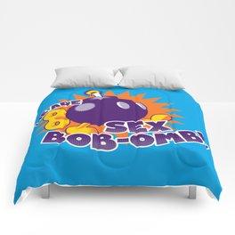We Are Sex Bob-omb! Comforters