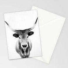 Honey - black and white Stationery Cards