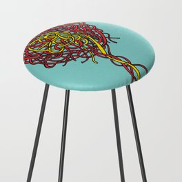 Mind Knot Counter Stool