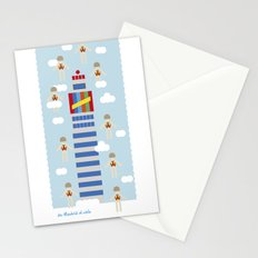 de madrid al cielo Stationery Cards