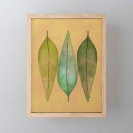 Laurel Framed Mini Art Print