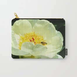 Bees and Lemon Kisses Carry-All Pouch