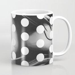 Kate Moss x Dots by Moe Notsu Coffee Mug