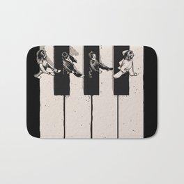 Music is the Way Bath Mat