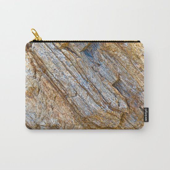 Stunning rock layers Carry-All Pouch
