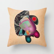 Dissection (of a thought) Throw Pillow