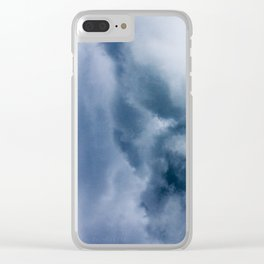 Carrier Clear iPhone Case