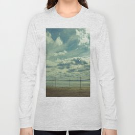 Empty beach Long Sleeve T-shirt