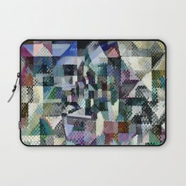 "Robert Delaunay ""Windows on the City No. 3"" Laptop Sleeve"