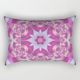 Melody Mandala Rectangular Pillow