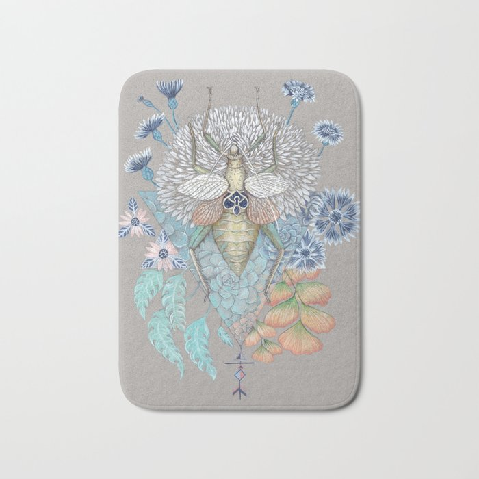Beetle Bath Mat