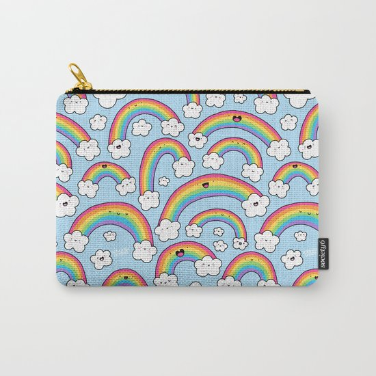Rainbows Everywhere! Carry-All Pouch