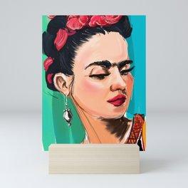 Frida Mini Art Print