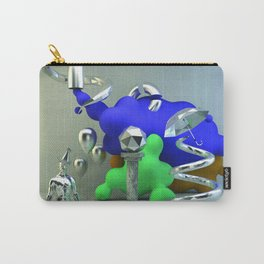 Poly Fume 01 Carry-All Pouch