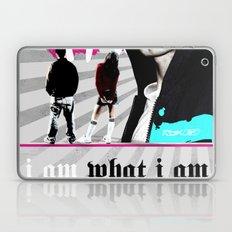 I Am What I Am Laptop & iPad Skin