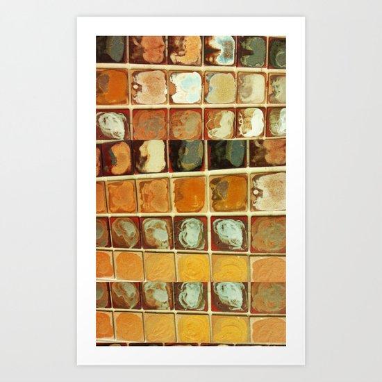 Earthwares Art Print