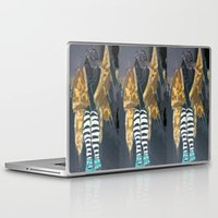 grace Laptop & iPad Skins featuring grace by Ashley James