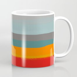 Rustic Stripes Coffee Mug