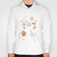 cooking Hoodies featuring Happy Cooking by Ana Mendes