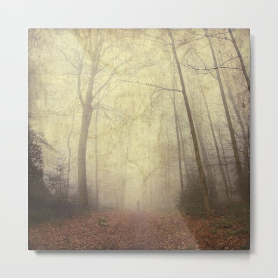 fog trail Metal Print