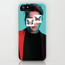 Sophisticated Slips | Kai iPhone Case