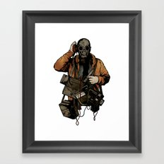 The Listener Framed Art Print