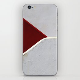 up or down iPhone Skin