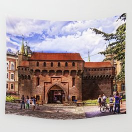 Barbican Cracow Wall Tapestry