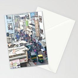 India New Delhi Paharganj 5537 Stationery Cards