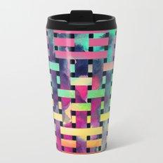 Party camouflage Metal Travel Mug