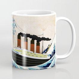 BIG SHIP big wave Coffee Mug