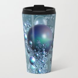 Bubbles 5 Travel Mug