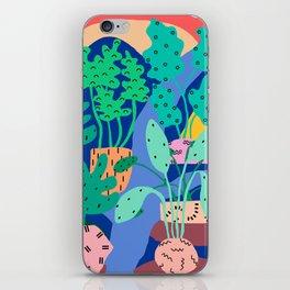 River Plants 1 iPhone Skin