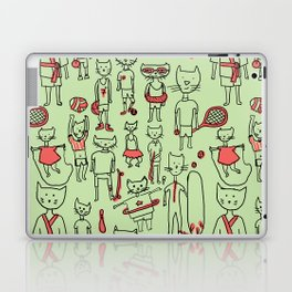 les sports Laptop & iPad Skin