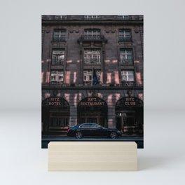 Ritz London Mini Art Print