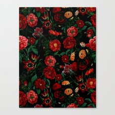 Botanical Garden Canvas Print