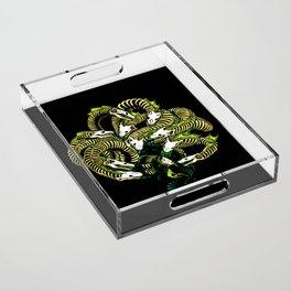 Lonely Hydra Acrylic Tray