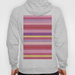 Crazy Summer Stripes Hoody