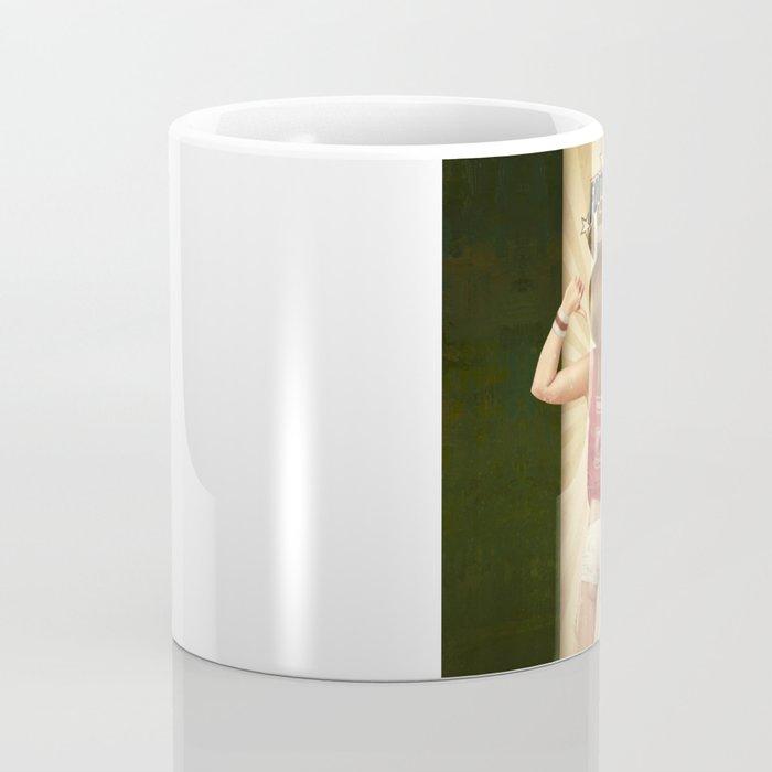 VINTAGE GIRLS - Footnall Coffee Mug