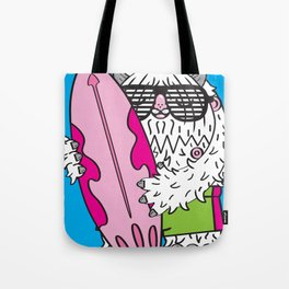 SeaSquatch Tote Bag