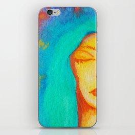 ॐ S U N B U R N T ॐ iPhone Skin