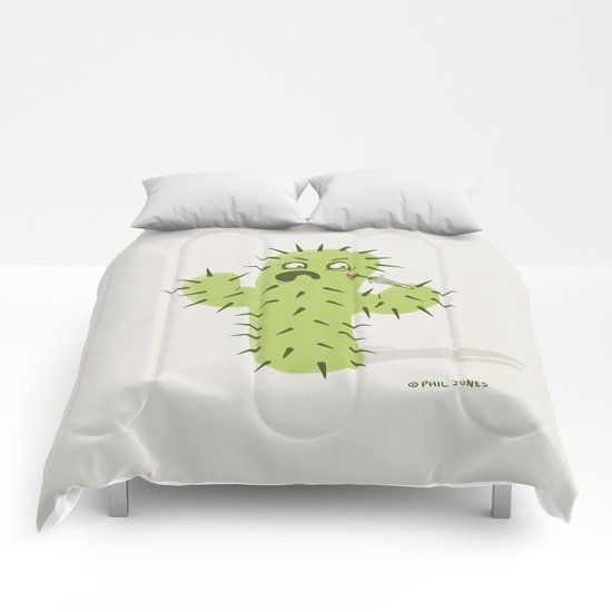 Infected Spine  Comforters