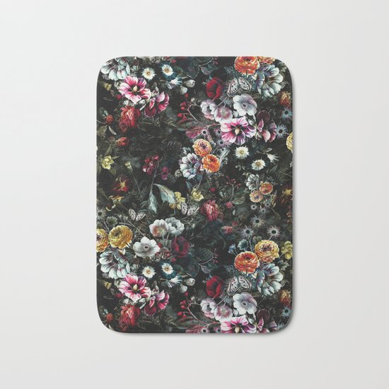 Night Garden XIV Bath Mat