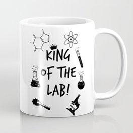 King of The Lab 2 Coffee Mug