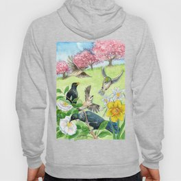 Spring in New Zealand Hoody