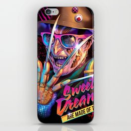Sweet Dreams are Made of These iPhone Skin