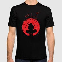 Silhouette Itachi T-shirt