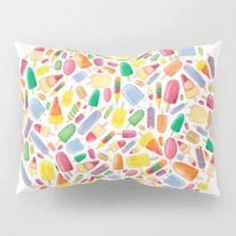 Ice Lolly.  Pillow Sham