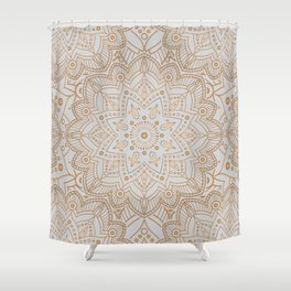 Mandala Collection 10 Shower Curtain