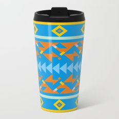 CHERGA Metal Travel Mug